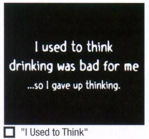 I Used To Think…