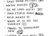 Things I Want To Do With You
