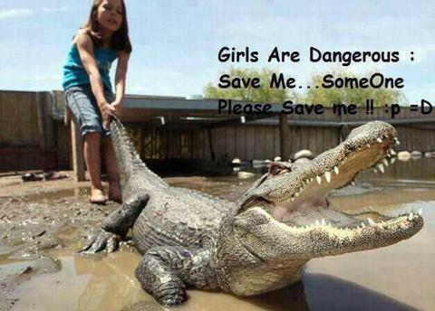Save Me: Girls Are Dangerous