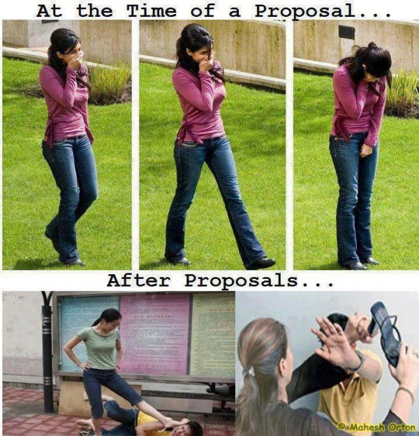 Before and After Proposal