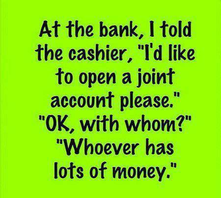 I Want To Open A Bank Account