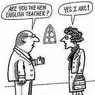 New English Teacher?
