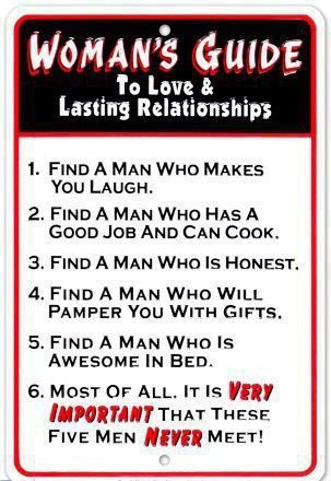 Woman's Guide To Love And Lasting Relationship
