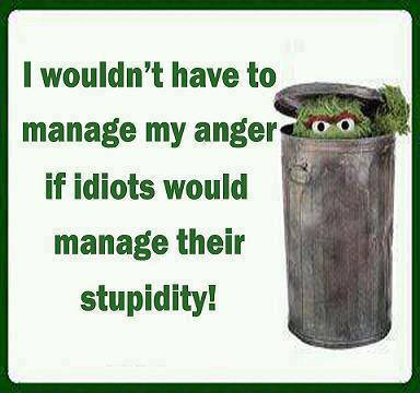 If Idiots Managed Their Stupidity.