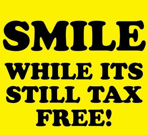 Smile While Its Free