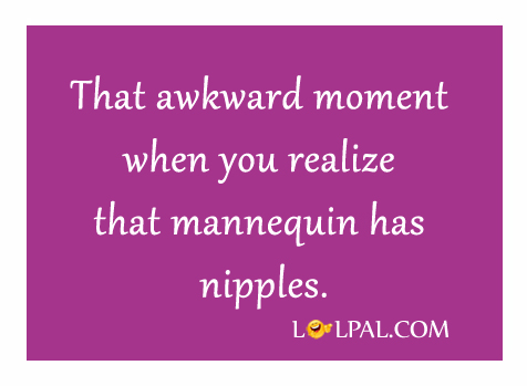 Moment When You Realize
