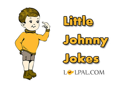 Little Johnny And His Insects Humor